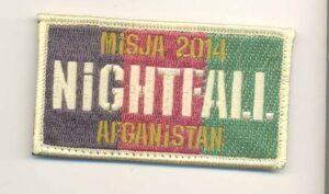 misja 2014 nightfal